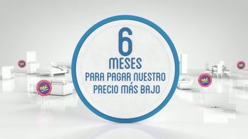 Rent-A-Center TV Spot, 'Precio al contado por seis meses' [Spanish] - Thumbnail 3