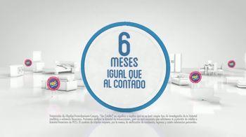 Rent-A-Center TV Spot, 'Precio al contado por seis meses' [Spanish] - Thumbnail 6
