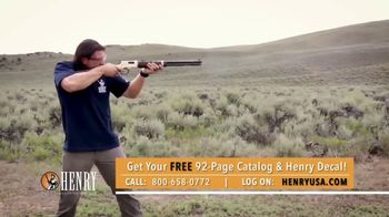 Henry Repeating Arms TV Spot, 'Old Fashioned and Family-Owned' - Thumbnail 3