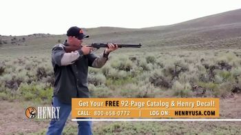 Henry Repeating Arms TV Spot, 'Old Fashioned and Family-Owned'