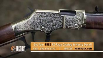 Henry Repeating Arms TV Spot, 'Old Fashioned and Family-Owned' - Thumbnail 5