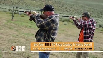 Henry Repeating Arms TV Spot, 'Old Fashioned and Family-Owned' - Thumbnail 6