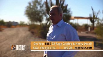Henry Repeating Arms TV Spot, 'Old Fashioned and Family-Owned' - Thumbnail 7