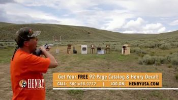 Henry Repeating Arms TV Spot, 'Old Fashioned and Family-Owned' - Thumbnail 9