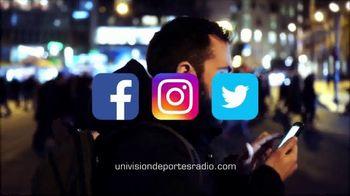Univision Deportes Radio TV Spot, 'La pásion del deporte' [Spanish] - Thumbnail 9
