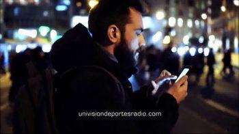 Univision Deportes Radio TV Spot, 'La pásion del deporte' [Spanish] - Thumbnail 8