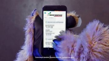 Rocket Mortgage TV Spot, 'Mascots Are Confident: Villanova' - Thumbnail 7
