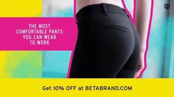 Betabrand Dress Pant Yoga Pants TV Spot, 'I Love My Butt' - Thumbnail 6