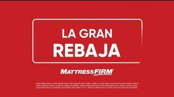 Mattress Firm La Gran Rebaja TV Spot, 'Rinde tu dinero' [Spanish] - Thumbnail 7