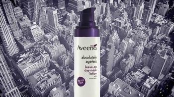 Aveeno Absolutely Ageless Pre-Tox Day Mask Lotion TV Spot, 'Skin Defense' - Thumbnail 5