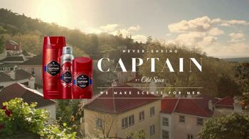 Old Spice Captain TV Spot, 'Yelling Out a Window' - Thumbnail 10