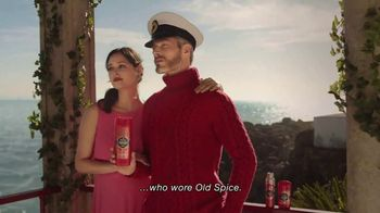 Old Spice Captain TV Spot, 'Yelling Out a Window'