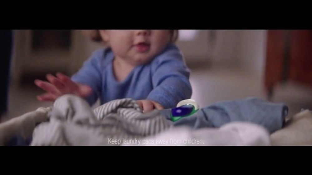 Tide Pods Tv Commercial Child Guard Packaging Ispot Tv