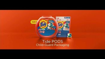 Tide Pods TV Spot, 'Child-Guard Packaging' - Thumbnail 9