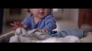 Tide Pods TV Spot, 'Child-Guard Packaging'