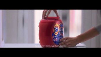 Tide Pods TV Spot, 'Child-Guard Packaging' - Thumbnail 6