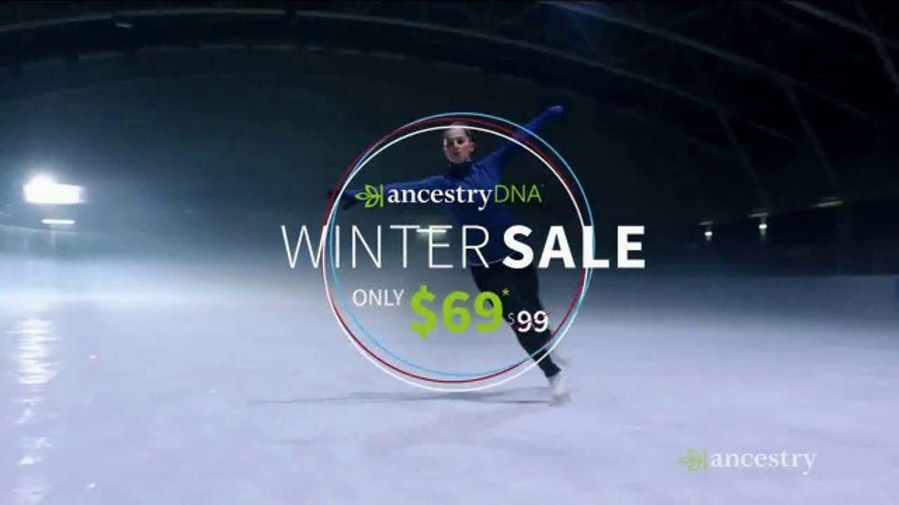 AncestryDNA Winter Sale TV Commercial, 'Greatness'