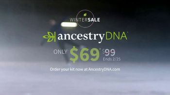 AncestryDNA Winter Sale TV Spot, 'Greatness' - Thumbnail 9
