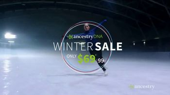 AncestryDNA Winter Sale TV Spot, 'Greatness'