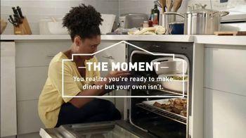 Lowe's TV Spot, 'The Moment: Dinner Oven' - Thumbnail 4