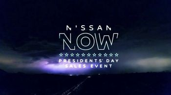 Nissan Now Presidents Day Sales Event TV Spot, 'Can't Miss: Titan' [T2] - Thumbnail 1