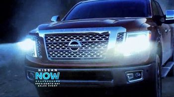 Nissan Now Presidents Day Sales Event TV Spot, 'Can't Miss: Titan' [T2] - Thumbnail 2