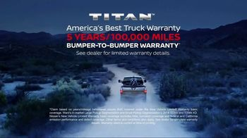 Nissan Now Presidents Day Sales Event TV Spot, 'Can't Miss: Titan' [T2] - Thumbnail 5