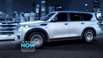 Nissan Now Presidents Day Sales Event TV Spot, 'Can't Miss: Titan' [T2] - Thumbnail 7