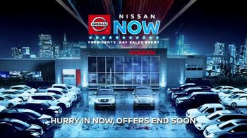 Nissan Now Presidents Day Sales Event TV Spot, 'Can't Miss: Titan' [T2] - Thumbnail 8