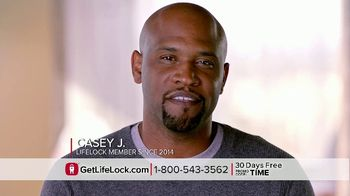 LifeLock TV Spot, \'DSP1 V1\' Featuring Rick Harrison
