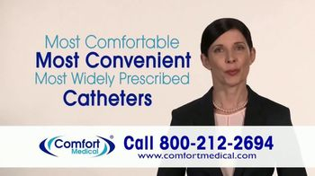 Comfort Medical TV Spot, 'Catheters'