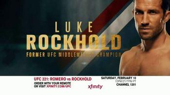 UFC 221 TV Spot, 'XFINITY: Romero vs. Rockhold' - Thumbnail 3