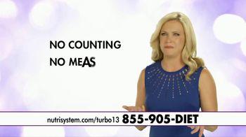 Nutrisystem Turbo 13 TV Spot, 'Best Plan Yet' Featuring Melissa Joan Hart - 233 commercial airings