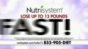 Nutrisystem Turbo 13 TV Spot, 'Best Plan Yet' Featuring Melissa Joan Hart - Thumbnail 3