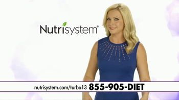 Nutrisystem Turbo 13 TV Spot, 'Best Plan Yet' Featuring Melissa Joan Hart - Thumbnail 4