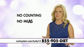 Nutrisystem Turbo 13 TV Spot, 'Best Plan Yet' Featuring Melissa Joan Hart - Thumbnail 5