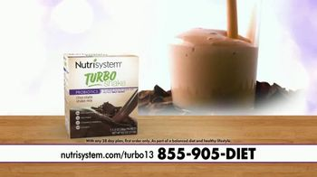 Nutrisystem Turbo 13 TV Spot, 'Best Plan Yet' Featuring Melissa Joan Hart - Thumbnail 7