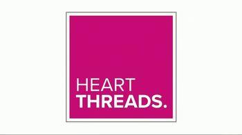 Heart Threads TV Spot, 'Winter Games' - Thumbnail 7