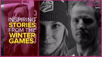 Heart Threads TV Spot, 'Winter Games' - 1 commercial airings
