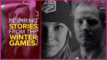 Heart Threads TV Spot, 'Winter Games'
