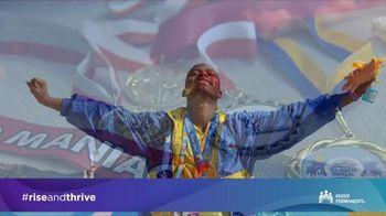 Kaiser Permanente TV Spot, '2018 Special Olympics' - Thumbnail 9