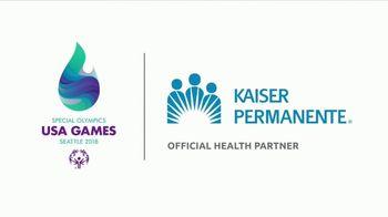 Kaiser Permanente TV Spot, '2018 Special Olympics' - Thumbnail 1