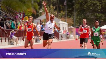 Kaiser Permanente TV Spot, '2018 Special Olympics' - Thumbnail 8