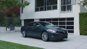 2017 Buick Lacrosse TV Spot, 'Looking for Lucky' Song by Matt and Kim [T1] - Thumbnail 1