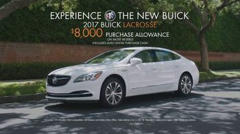 2017 Buick Lacrosse TV Spot, 'Looking for Lucky' Song by Matt and Kim [T1] - Thumbnail 8
