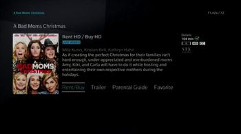 XFINITY On Demand TV Spot, 'A Bad Moms Christmas' - Thumbnail 7