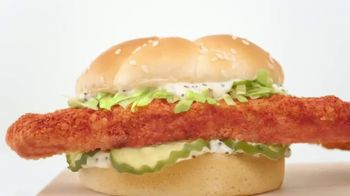Arby's 2 for $5 Fish Sandwiches TV Spot, 'If You Like Fish' - Thumbnail 1