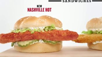 Arby's 2 for $5 Fish Sandwiches TV Spot, 'If You Like Fish'