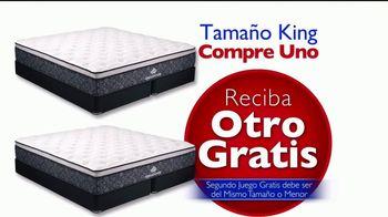 Rooms to Go Venta por Presidents' Day TV Spot, 'Segundo juego' [Spanish] - Thumbnail 4