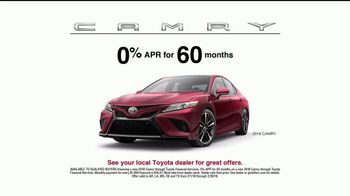 2018 Toyota Camry TV Spot, 'Wild' Song by Suzi Quatro - Thumbnail 8
